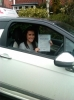 GRACE passed with Burwell Driving School