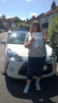 Helen passed with Burwell Driving School