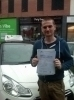 DAVE passed with Burwell Driving School