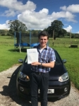 Max passed with Burwell Driving School