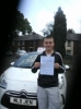 Jak passed with Burwell Driving School