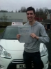 Mike passed with Burwell Driving School