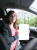 Abbey passed with Burwell Driving School
