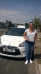 Emma passed with Burwell Driving School