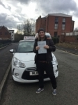Charlotte passed with Burwell Driving School