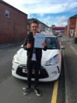 Sam passed with Burwell Driving School
