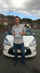 Nick passed with Burwell Driving School