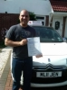 Rocco passed with Burwell Driving School