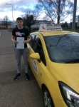 Connah passed with John Jervis Driving School