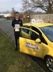 Joe passed with John Jervis Driving School