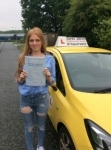 chloe passed with John Jervis Driving School