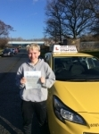 Taylor passed with John Jervis Driving School