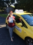 Alice passed with John Jervis Driving School