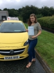 Amy passed with John Jervis Driving School