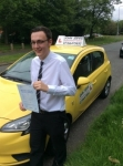 Bradley passed with John Jervis Driving School