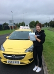 Charlotte passed with John Jervis Driving School