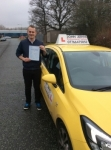 Craig passed with John Jervis Driving School
