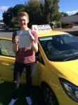 Harry passed with John Jervis Driving School