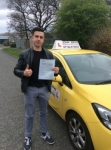 Kamal passed with John Jervis Driving School