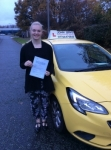 Leia passed with John Jervis Driving School