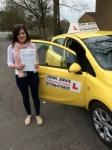Lindsey passed with John Jervis Driving School