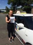 Megan passed with John Jervis Driving School