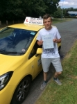 Michael passed with John Jervis Driving School