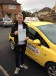 Peter passed with John Jervis Driving School