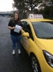 Samantha passed with John Jervis Driving School