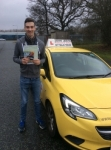 connor Hart passed with John Jervis Driving School