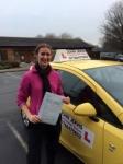 Imogen passed with John Jervis Driving School