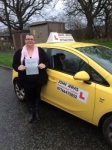 jenny passed with John Jervis Driving School