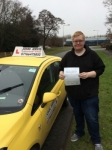 shaun passed with John Jervis Driving School