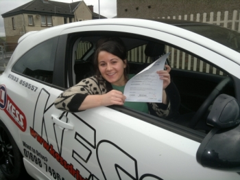 A big thanks to Eamon for helping me pass my test first time he prepared me well for my test and had a very good teaching method i had taken lessons with another instructor before and never learned as much as i did with Eamon thanks again