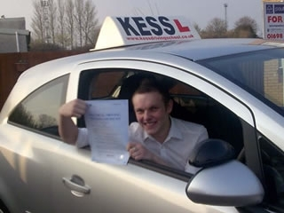With the excellent help and support from kess I managed to pass first time KESS are really reliable and I would recommend them to everyone No more buses for me