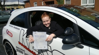 Just wanted to say that my driving instructor Eamon really gave me the confidence needed for driving � very patient and always looks at the positives rather than dwelling too long on the negatives Would definitely recommend to anyone thinking about learning to drive Thank you for helping me pass