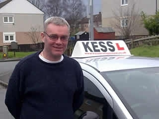 Myself and a lot of the McCready family passed first time with Kess Driving School Excellent Instructors