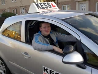 I passed first time I also did the pass plus course it saved me loads on my car insurance