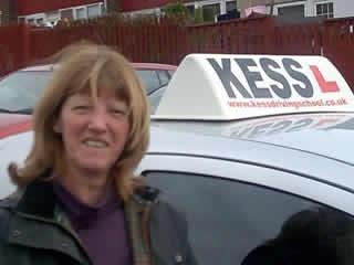 My daughter Cheryl and a lot her friends all passed first time with Kess driving school They recommended kess to myself I passed on my second go after making one silly mistake on my first test