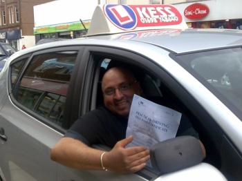 Eamon is a fantastic driving instructor he puts you at ease the second you get into the car With his exceptional methods of teaching and his vast amount of patience he helped me pass my test 1st time He is always on time when picking you up and flexible with the times I wanted my lessons at I will be highly recommending kess Driving School to all of my friends and family A 1st class service w