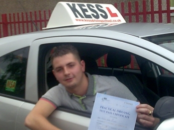 I passed first time Thanks to Eamon who explained everything in a relaxed and professional manner