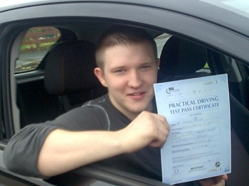 A big thanks to all at kess Driving School � but especially Eamon � he is a brilliant patient and very insightful instructor and really prepared me well for the test � without his help I don�t think I would have made it in such a short time frame