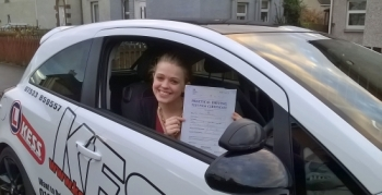 had a great time learning with KESS and canacute;t believe I managed to pass first time with Eamonacute;s help Will recommend KESS to any new drivers :