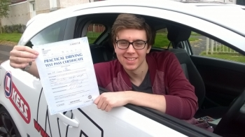 Eamon is a great instructor and I highly recommend him He made sure all areas of driving are perfect so that you are well prepared and fully understand why you are doing certain things He is calm and patient as any learner would want