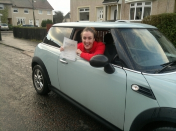 I had been taken lesson with another driving school for a long time and was not getting any way near a driving test then I changed to KESS DRIVING and in a very short time I passed