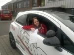 Rachel Provan....Newarthill passed with KESS Driving