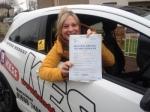 Nikki Davidson....Motherwell passed with KESS Driving