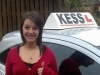 Fiona Holmes....Motherwell passed with KESS Driving