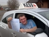 John McDade....Bellshill passed with KESS Driving