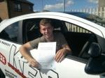 Stephen Harrigan....Motherwell passed with KESS Driving